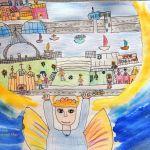 91.-Марияна-Ракита-10-лет-Сохраните-наш-дружный-Мир-Белград-ДРКЦ-Жарптица