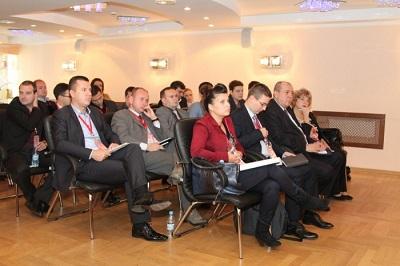 Георгий Мурадов встретился с молодыми бизнесменами и представителями общественно-политических кругов из Балканского региона