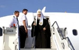Патриарх Кирилл встретился с премьером Черногории