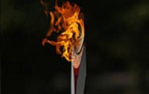 Курск встречает эстафету Олимпийского огня 16 января 2014 года
