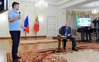 Владимир Путин готов продвигать реализацию лучших бизнес-проектов