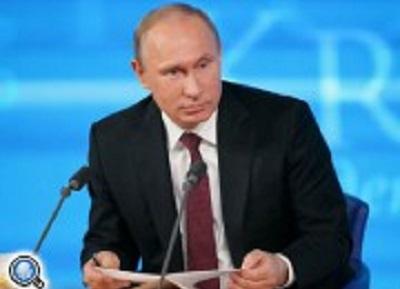 Владимир Путин стал политиком номер один по опроса агентств и новостных СМИ