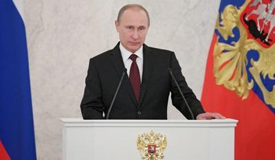 Путин наградил иностранных граждан за вклад в укрепление сотрудничества с Россией