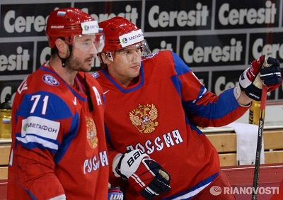 Объявлен состав национальной сборной по хоккею, которая выступит за Россию на Олимпиаде в Сочи.