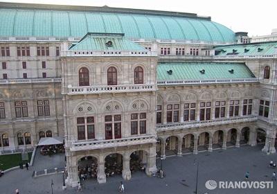Артисты из РФ выступят на открытии престижного Оперного бала в Вене