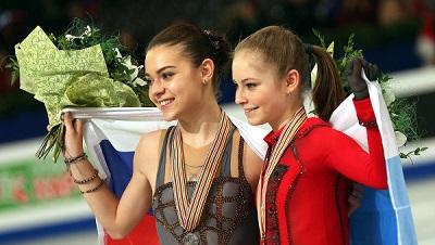 Российская фигуристка Липницкая победила на ЧЕ, Сотникова – 2-я
