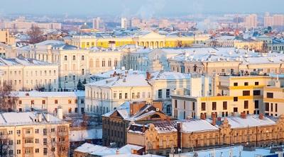 Казань интересна иностранцам