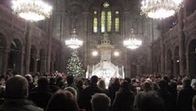 Как встретили православное Рождество в мире