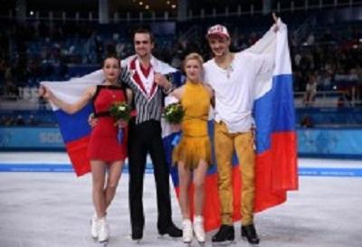 Олимпиада покоряет мир