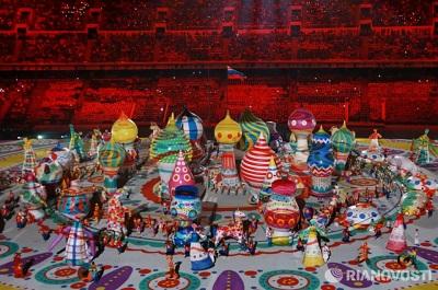 Потомок Пушкина: от церемонии открытия Олимпиады в Сочи было невозможно оторваться