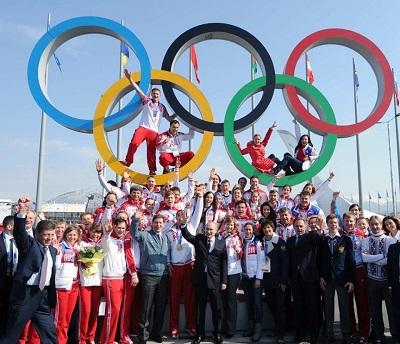 Путин об Олимпиаде в Сочи: масштабно, качественно и красиво