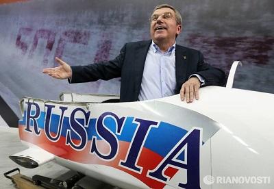 Глава МОК восхищен Олимпийскими играми в Сочи
