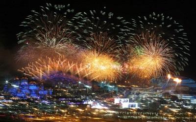Олимпийские зимние игры в Сочи объявлены открытыми