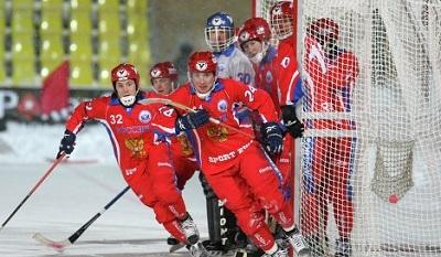 Сборная России по хоккею с мячом выиграла ЧМ