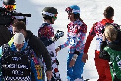 Золото Уайлда и бронза Заварзиной в сноуборде на ОИ