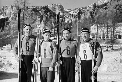90 лет со дня старта первых Белых игр