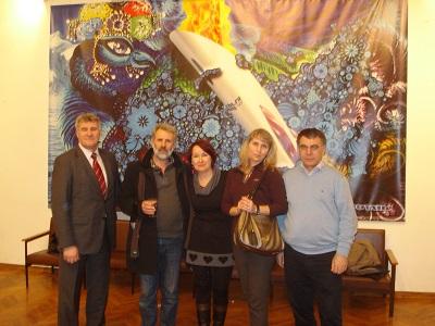Выставка «Знакомство с зимними видами спорта в Сочи-2014» открыта в Русском Доме