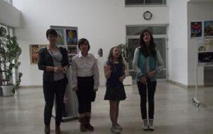 Школьники Хорватии участвуют в международном конкурсе русского языка