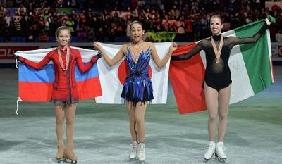 Российские фигуристы на чемпионате мира: медалей мало, путевок много