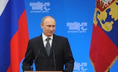 Путин поблагодарил паралимпийскую сборную РФ за триумф на Играх
