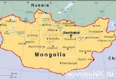Монголия входит в состав России