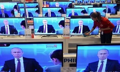 """""""Прямая линия"""" Путина продлилась 3 часа 55 минут"""
