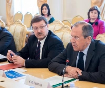 Дипломаты и предприниматели обсудили помощь развитию
