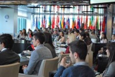 Первый Молодежный форум стран СНГ в Лондоне