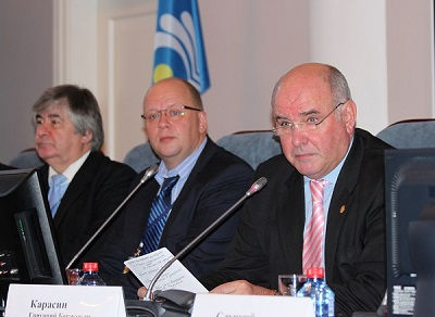 O встрече Григория Карасина с председателем ВКС Алексеем Лобановым
