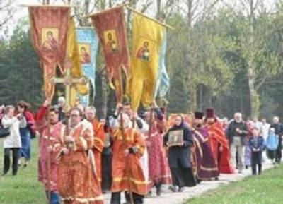 В Петербурге состоялся Георгиевский крестный ход