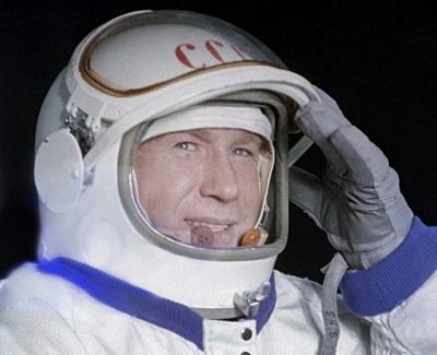 80 лет летчику-космонавту СССР Алексею Архиповичу Леонову
