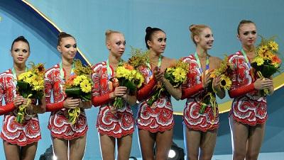 Россиянки завоевали 8 золотых медалей ЧЕ по художественной гимнастике