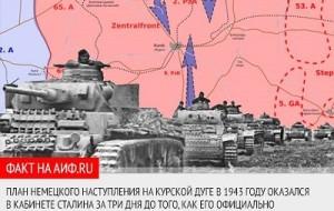 Коренной перелом. 5 малоизвестных фактов о Курской битве.