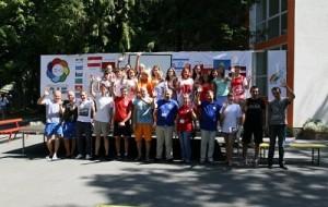 Российская молодежь  Сербии приняла участие в молодежном Форуме-фестивале, прошедшем в Болгарии