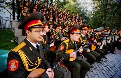 """Первый  фестиваль """"Армия России"""" пройдет в Москве"""