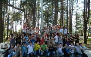 В Курске открывается профильная смена молодежного лагеря