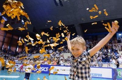 В Сочи пройдут всемирные соревнования юных соотечественников.