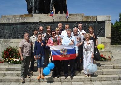 Комплексные мероприятия, посвященные  70-ой годовщине Победы в Великой Отечественной войне.