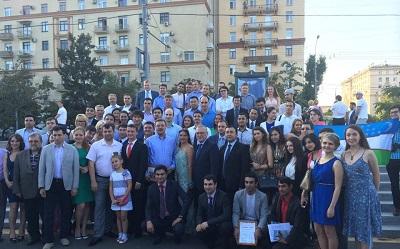 Дни молодежи Содружества 2015