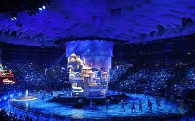 Президент России объявил чемпионат мира по водным видам спорта в Казани открытым.