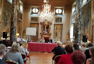 X Региональная конференция российских соотечественников стран Европы прошла в Риме