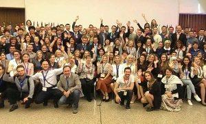 Всемирный молодёжный форум российских соотечественников «Историческая память: связь поколений»