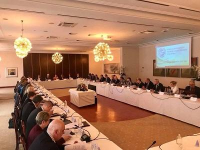 XII региональная конференция российских соотечественников стран Европы.