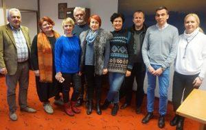 Состоялось заседание национального Совета  русского  меньшинства в Сербии