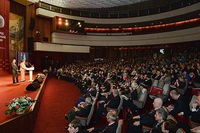 ХIII Ассамблея Русского мира пройдет в Ярославле.