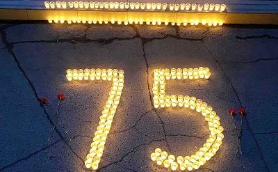 Акция «Свеча памяти» пройдет в этом году в новом формате.